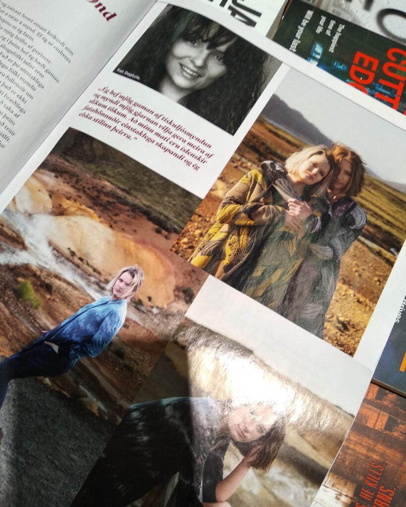vikan magazine publication